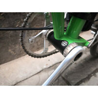 Aluminium Bottom Protector for Brompton BLACK