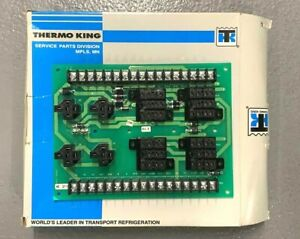 ThermoKing Refrigeration, Relay Board SMX/TCI 410141, 410-141.