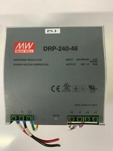 Mean Well DRP-240-48 Power Supply