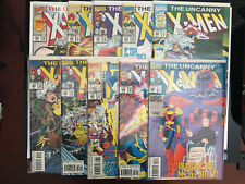 Marvel UNCANNY X-MEN 300 301 302 303 304 305 306 307 308 309  VF