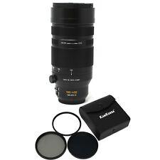 Panasonic Leica DG Vario-Elmar 100-400mm + Filter Kit 72mm UK NEXT DAY DELIVERY