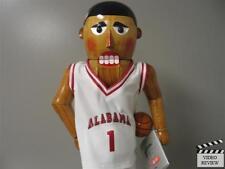 University of Alabama Basketball Player Nutcracker #3  Sterling & Camille NEW