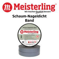Meisterling® Schaum - Nageldicht - Band für Unterdeckbahn 45 mm Nagel Dicht band