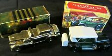Lot Of 2 Vintage Avon Men'S After Shave-Maxwell '23 & Cadillac Excalibur-Full