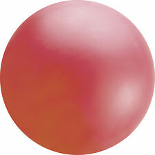 GIANT RED BALLOON 8ft (244cms) QUALATEX'S AIR OR HELIUM CLOUDBUSTER BALLOON