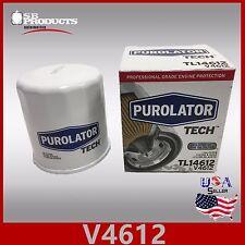 PUROLATOR TECH. V4612 PH2876 Engine Oil Filter NEW
