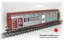 Märklin Wagon avec parroi coulissant Série limitée Hewlett Packard Viridia MPG