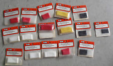 Lot of 16 Packs R/C Accessory Du-bro Helicopter Tail Rotor Blade Covering NIP