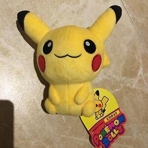 Official Pokemon Center Original Plush Doll Pokemon Dolls Series Pikachu New