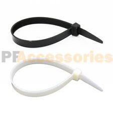 "10 /30 / 50 Pcs 12"" inch Super Heavy Duty 150 Lbs Nylon Cable Zip Tie Black Wire"