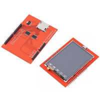 """2.4"""" TFT LCD Display Shield Touch Panel Module 240×320 For Arduino UNO Vogue"""