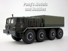 MAZ-535 Russian/Soviet Army Artillery Tractor 1/72 Scale Diecast Model