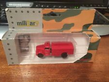 Herpa Military 1/87 Scale Opel Blitz Fire Tender - Boxed