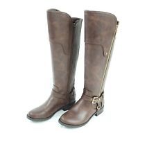 G by GUESS Harson Tall Boots Dark Brown 6M