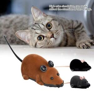 Funny  Wireless Electronic Remote Control  Mouse Mice Rat Pet Toy For Cats Toys