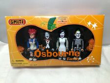 Smiti Playsets The Osbourne Family Halloween Figures