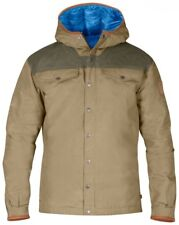 New with Tags Fjallraven Men's Greenland No. 1 Down Jacket Sand/Tarmac X-Large