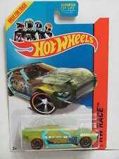 HOT WHEELS 2014 HW RACE - X-RAYCERS BULLET PROOF W+