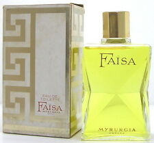 FAISA by Myrurgia 95 ml Eau de Toilette Flacon