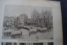 1914  Belgien 41 / Mecheln / Kämpfe um Antwerpen