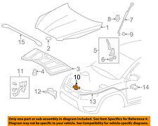 TOYOTA OEM 06-12 RAV4 Hood-Lock Latch 5351042090