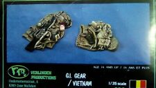 Verlinden 396 - G.I  Gear - Vietnam 1/35