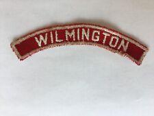 Wilmington RWS Red & White Community Strip