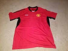 Manchester United Soccer Jersey Used MUFC M Good Condition