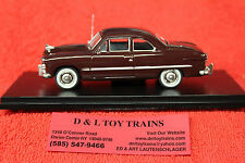 43-406 1949 Ford 2 Door Coupe NEW IN BOX