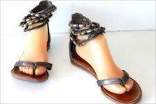 Spartiates 39 dans sandales et chaussures de plage pour femme   eBay b23e289e7c3d