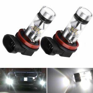 6000K LED Fog Light H16 For 2014-2017 Toyota Corolla 4Runner Yaris Tundra RAV4