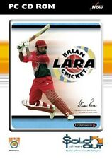Brian Lara Cricket, PC CD-Rom Game.