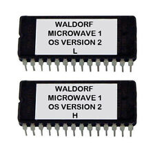 Waldorf Microwave 1 - V 2.00 Latest Os Firmware Upgrade Update Eprom  for MW1