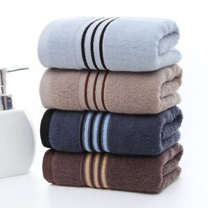 (03 Piece) Towel Set  Soft 100% Cotton Towels Bath & Travel Sport Towel