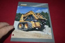 Case Skid Steer Attachments For 1996 Dealer's Brochure YABE10