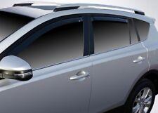 In-Channel Vent Visors for 2013 - 2018 Toyota Rav4