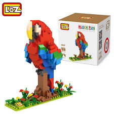 9547 MINI LOZ Diamond Blocks Assembly DIY Kids Building Toys Parrot