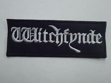 WITCHFYNDE EMBROIDERED PATCH