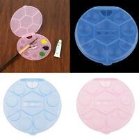 2pc Paint Palette Paint Box Art Paint Tray for Watercolor Oil Painting Mix 2
