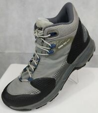 MONTRAIL Gore-tex XCR MEN'S 10.5 Gray MID HIKING BOOTS Integra Ride WATERPROOF
