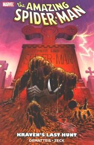 Spider-Man TPB Kraven's Last Hunt Softcover Graphic Novel  BACK IN STOCK!!