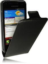 Samsung i9070 S Advance Handytasche Schutzhülle FlipCase Tasche Schwarz-2 Cover