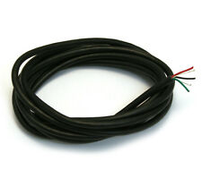 4 Feet of 4-Conductor Shielded Pickup Lead Wire for Guitar/Bass WR-4CON