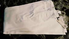 Cb Christopher Blue Womens Denim Jeans Straight Leg Stretchy White Size 2 NWT