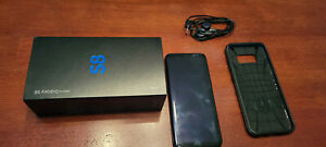 Samsung Galaxy S8 SM-G950U - 64GB - Midnight Black (Unlocked)