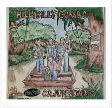 HILLBILLY COMBO EP - CAJUN TWIST - FINNISH ROCKABILLY FROM 1992 - LISTEN!!