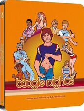 Boogie Nights Steelbook - UK Very Limited Edition Blu-ray