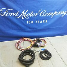 Ford Wire Harness Fuse Block Upgrade Kit street rod hot rod rat rod