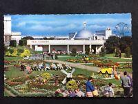 RP Vintage Postcard - Lincolnshire #75  - Skegness, Grand Parade Gardens - 1966