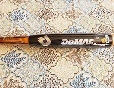 Demarini Vendetta Rails 32/29 -3, BESR Baseball Bat Black/Orange.